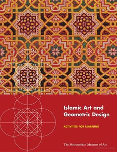 Islamic Art and Geometric Design: | Examine the principles of geometric design that are the basis for the beautiful and intricate patterns in the art of the Islamic world. #Teachers #Education #K12