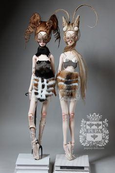 ★ ✯✦⊱♔ ❤️ ♔⊰✦✯ ★ PUPA LA ROUX | Doll*icious~Enchanted Dolls ★ ✯✦⊱♔ ❤️ ♔⊰✦✯ ★