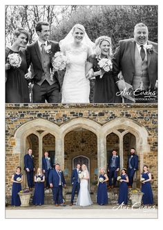 Like the bottom picture - the guys in the back, girls front, staggered
