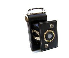 Vintage Camera Jiffy Kodak Six 20 Series II by OceansideCastle