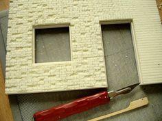 breaking down brickwork