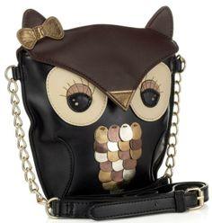 accessorize borsa 2013 gufo