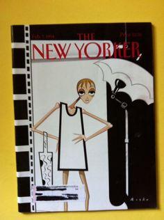 New Yorker Magazine Feb February 7 1994 Robert Risko Harold Brodkey G Wilson