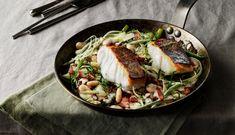 Cette recette vous permet de déguster le Skrei avec un mélange de saveurs gourmandes.