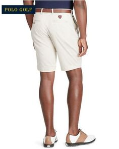 b1804ecbcaac1f NWT-POLO-RALPH-LAUREN-POLO-GOLF-COTTON-TWILL-SHORTS-LINKS-FIT-WHITE-SZ-36-75