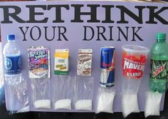 HOW MUCH SUGAR ARE YOU CONSUMING? Dr. Tim Mathew, Kidney Health Australia's Medical Director, said research in the US had shown that one soft drink or sweet juice each day AT ANY AGE was associated with an 80% increase in the risk of acquiring diabetes in females. It's really all about choices.