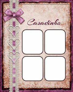 casadinha Navy Nails, Foto Art, Manicure, Nail Art, Templates, Frame, Blog, Home Decor, Tags