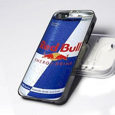 Red Bull Energy Drink Can 5 design for iPhone 5 Case