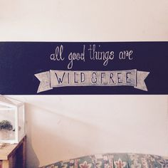 blackboard in my room Blackboards, Wild And Free, My Room, Simple, Home Decor, Decoration Home, Room Decor, Home Interior Design, Home Decoration