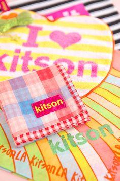 Kitson | キットソン | INTERMODE KAWABE -ハンカチーフ-
