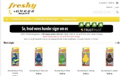 Få en friskere hverdag med produkter fra Freshy