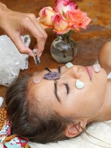Activate your Crystal Facial Grid