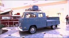 1970 Volkswagen Double Cab Pick-up Westfalia Crew Cab