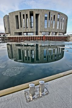 Hof - a cultural house Situated in Akureyri, north Iceland
