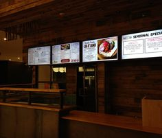 Digital Menus and Electronic Menu Boards fulfill all your Menu Board and Digital Signage needs. Unique Embedded Technology is easy to use and extremely reliable