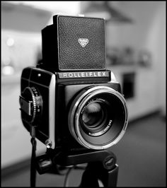 My Rolleiflex sl66 by 21millimeter, via Flickr