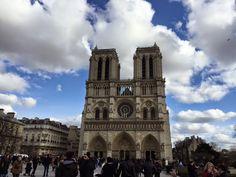 TravelingKATE.com: Cathédrale Notre-Dame de Paris