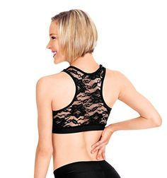 d0627f0649 Adult Lace Panel Racerback Bra TopN8674HPKLHot pinkLarge     Read more  reviews of the product