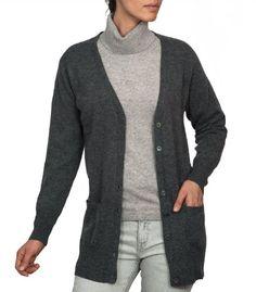 Wool Overs Womens Cashmere & Merino Original Long Vee Cardigan Mid Grey Marl Small Wool Overs http://www.amazon.com/dp/B00CRBZMJE/ref=cm_sw_r_pi_dp_30.Yub1AADSF1