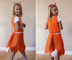What does the fox say? // costume tutorial