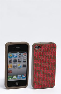 Fendi iPhone 4 & 4S Case available at Nordstrom