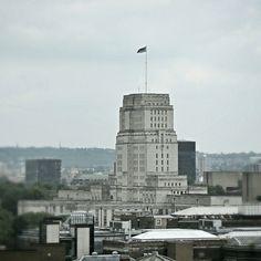 Stock images: 512x512 - London - Senate House, University of London
