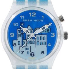 Swatch Spitsuur GW901 - 1999 Spring Summer Collection