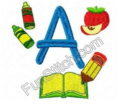 {FREE A-Z 26 Back to School Letters K.H. :) }