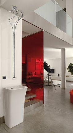 Ceiling Mounted Sink Spout SENSITIVE By NEWFORM Interior Design Resources,  Decor Interior Design,