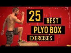25 Best Plyo Box Exercises for Athletes - YouTube