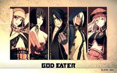 God Eater Anime Commercials Air | BentoByte