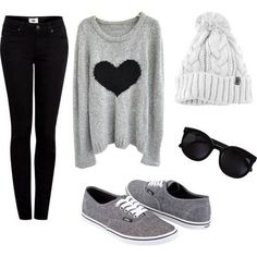 Polyvore Outfits for Teen Girls | Teen outfits / Clothes Outift for • teens • movies • girls ...