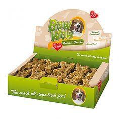 Bow Wow Natural Os cu Vita, Legume, Condroitina si Glucozamina, 27 bucati, 650 g Bow Wow, Dog Barking, Dog Food Recipes, Ale, Bows, Snacks, Natural, Breakfast, Arches