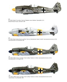 Ww2 Aircraft, Fighter Aircraft, Military Aircraft, Luftwaffe, Camouflage, Focke Wulf 190, Cruise Missile, Ww2 Planes, Fighter Pilot