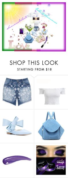 """""""Season Change: Summer"""" by sinmrn ❤ liked on Polyvore featuring Mat, Delpozo and MAC Cosmetics"""