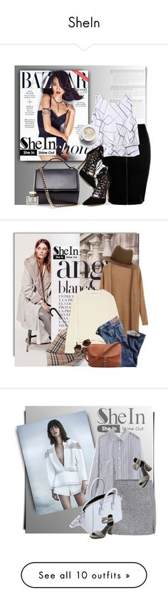 """""""SheIn"""" by monmondefou ❤ liked on Polyvore"""