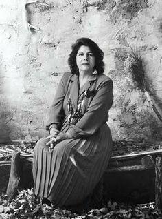 First female Cherokee Chief Wilma Mankiller