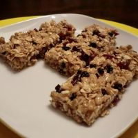 ... and bars on Pinterest | Granola Bars, Brownies and Energy Bars