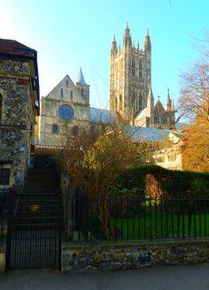Canterbury, Kent, England — FUCKITANDMOVETOBRITAIN