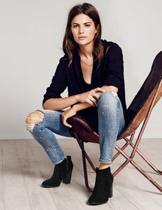 Cameron Russell - H&M 2015 Photos-3