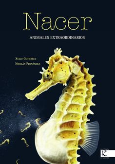 Nacer. Animales extraordinarios  Faktoría K de Libros. Animales extraordinarios