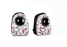 Alkem Pet Cat Dog Puppy Carrier Travel Bag Space Capsule Backpack Hello  Kitty -- To ad4efdb4f4