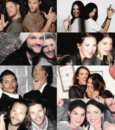 Seems like the J2 wives are as tight as the boys... Awesome