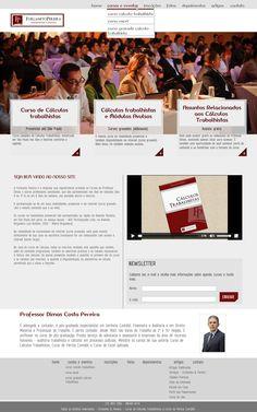 Criação do layout para a empresa Furlaneto