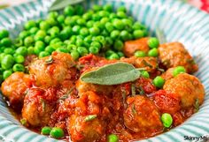 Serve meatballs the way the Italians do it: without the pasta! Try these Slow Cooker Italian Meatballs and Tomato Stew for a delicious dinner the whole family will love.
