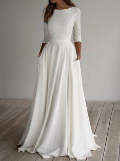Top Wedding Dresses, Wedding Dress Chiffon, Wedding Dress Trends, Lace Wedding, Gown Wedding, Wedding Ideas, Wedding Cakes, Wedding Decorations, Wedding Rings