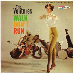 The Ventures - it's been awhile since I've listened to any surf music but it's… Cover Art, Lp Cover, Vinyl Cover, Lp Vinyl, Vinyl Records, Vinyl Art, Bad Album, Easy Listening, Rock N Roll Music