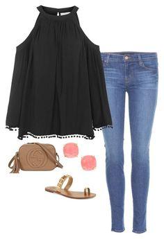 #ootd #date #black #casual