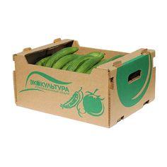 Vegetable Packaging, Fruit Packaging, Food Packaging Design, Carton Design, Food Clips, Cardboard Sculpture, Fruit Shop, Box Design, Organic Recipes