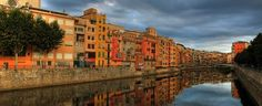Old city of Girona Photo by Adir C. -- National Geographic Your Shot